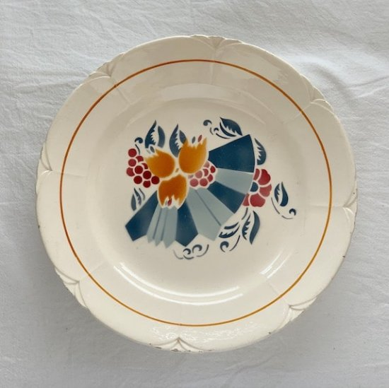 Antique longchamp plate.c<img class='new_mark_img2' src='https://img.shop-pro.jp/img/new/icons47.gif' style='border:none;display:inline;margin:0px;padding:0px;width:auto;' />