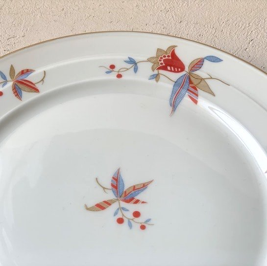 Vintage Bavaria plate<img class='new_mark_img2' src='https://img.shop-pro.jp/img/new/icons47.gif' style='border:none;display:inline;margin:0px;padding:0px;width:auto;' />