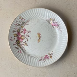 Antique dessert plate<img class='new_mark_img2' src='https://img.shop-pro.jp/img/new/icons47.gif' style='border:none;display:inline;margin:0px;padding:0px;width:auto;' />