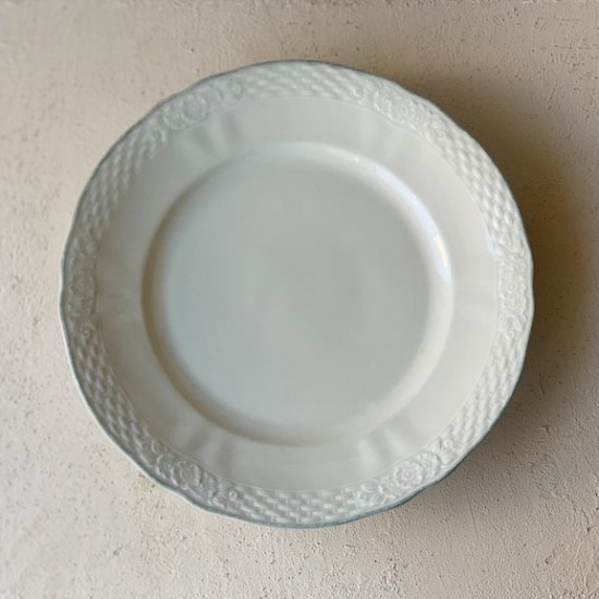 BAVARIA dinner plate