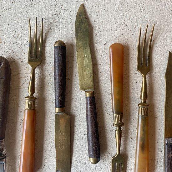 Vintage fruit knife