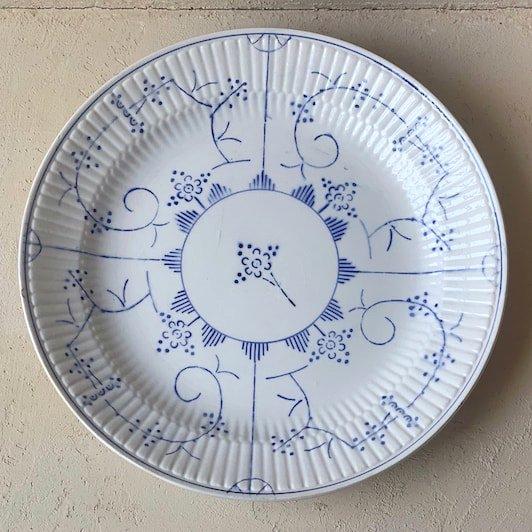 Antique BOCH plate
