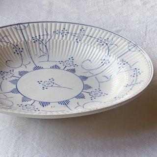 Antique BOCH soup plate