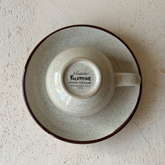 Vintage Noritake Demitasse C/S.c