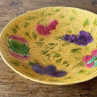 Sarregumines barbotine plate