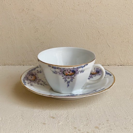 Vintage cup&saucer.a