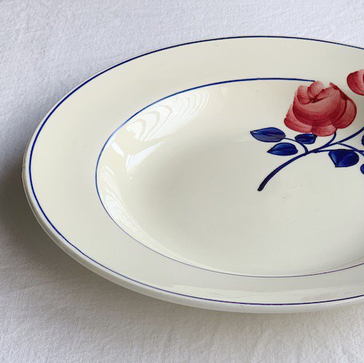 HBCM Antique flower plate.b<img class='new_mark_img2' src='https://img.shop-pro.jp/img/new/icons47.gif' style='border:none;display:inline;margin:0px;padding:0px;width:auto;' />
