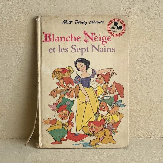 Vintage picture book