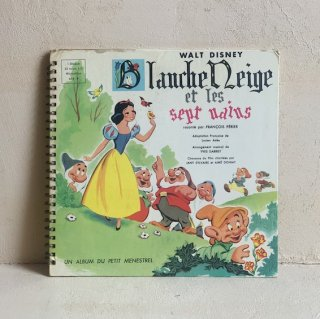 Vintage picture book with LP Record<img class='new_mark_img2' src='https://img.shop-pro.jp/img/new/icons47.gif' style='border:none;display:inline;margin:0px;padding:0px;width:auto;' />