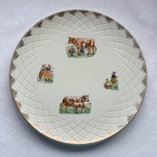 St.Amand Vintage plate<img class='new_mark_img2' src='https://img.shop-pro.jp/img/new/icons47.gif' style='border:none;display:inline;margin:0px;padding:0px;width:auto;' />
