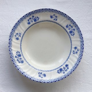 Antique soup plate<img class='new_mark_img2' src='https://img.shop-pro.jp/img/new/icons47.gif' style='border:none;display:inline;margin:0px;padding:0px;width:auto;' />