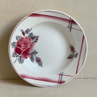 Sarreguemines soup plate.a<img class='new_mark_img2' src='https://img.shop-pro.jp/img/new/icons47.gif' style='border:none;display:inline;margin:0px;padding:0px;width:auto;' />