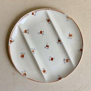 Sarreguemines plate.a
