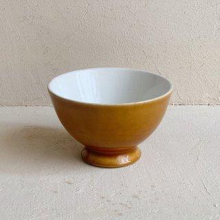 Vintage cafe au lait bowl