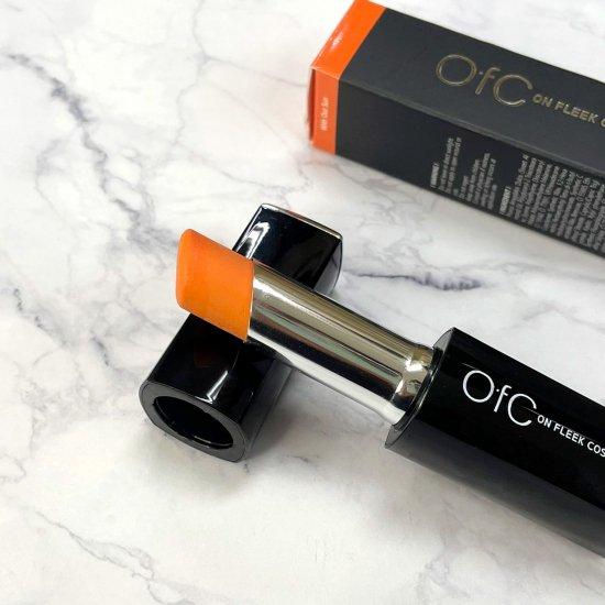 【OfC】オーエフシー 太陽光で色が変化する奇跡のリップスティックトリートメントNo.02【Orange⇔Red】3.5g 送料無料