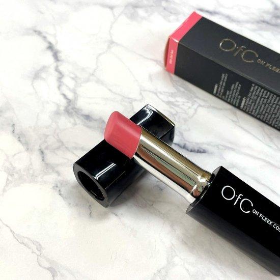 【OfC】オーエフシー 太陽光で色が変化する奇跡のリップスティックトリートメントNo.05【RosePink⇔PinkPurple】3.5g 送料無料