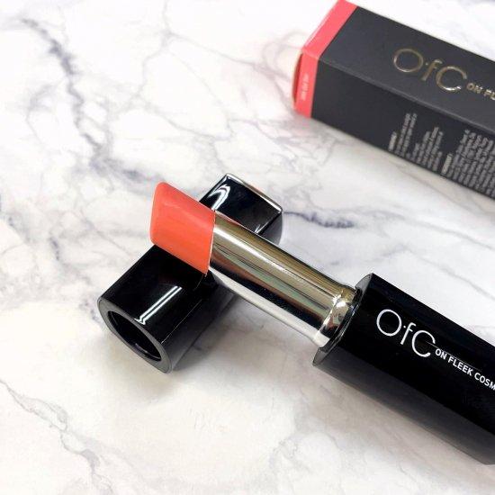 【OfC】オーエフシー 太陽光で色が変化する奇跡のリップスティックトリートメントNo.06【PinkCoral⇔Magenta】3.5g 送料無料