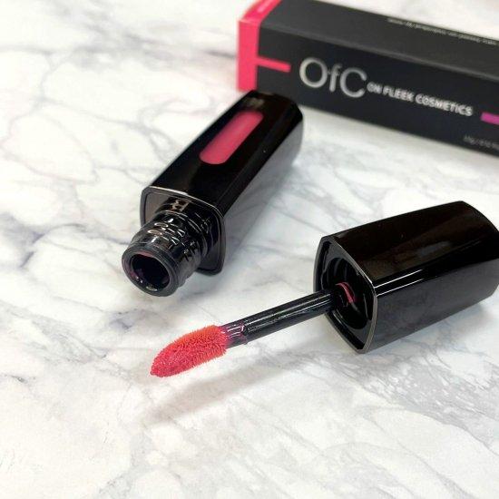 【OfC】オーエフシー 太陽光で色が変化する奇跡のリップグロストリートメントNo.02【Pink⇔Magenta】3.5g 送料無料