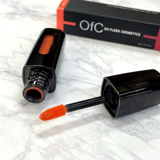 【OfC】オーエフシー 太陽光で色が変化する奇跡のリップグロストリートメントNo.04【Coral⇔RosePink】3.5g 送料無料