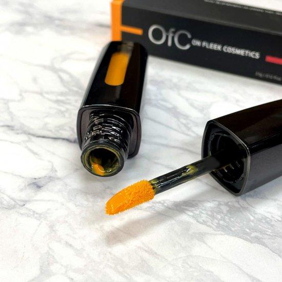 【OfC】オーエフシー 太陽光で色が変化する奇跡のリップグロストリートメントNo.05【LightOrange⇔Red】3.5g 送料無料