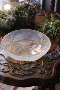 フレンチアールデコ オパールセントガラス さくらんぼのボウル