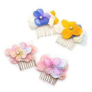 cleary flower ミニへアコームセット:zoule(ゾーラ)