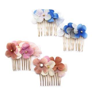 through flowers ミニへアコームセット:zoule(ゾーラ)