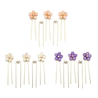 aurora flowers Uピンセット:zoule(ゾーラ)