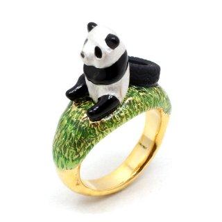 パンダのひとり遊び リング:gargle(ガーグル)