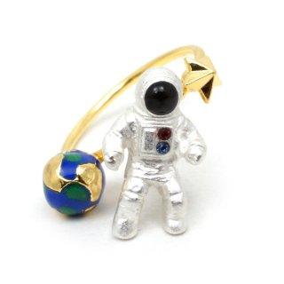 ミニ宇宙飛行士 リング:gargle(ガーグル)