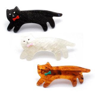 funny cat バレッタ:gargle(ガーグル)