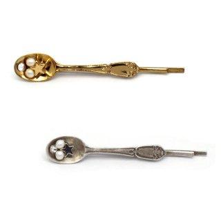spoon ヘアピン:gargle(ガーグル)