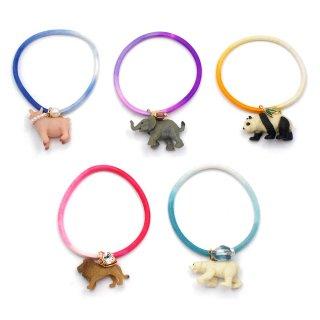 Go!animal parade ヘアゴム:gargle(ガーグル)