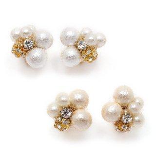 veily pearl イヤリング:zoule(ゾーラ)