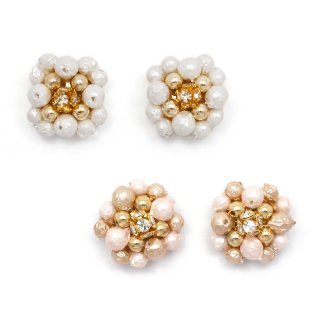 pearl nuts lll ピアス:zoule(ゾーラ)