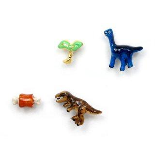 small dinosaur ピアス:gargle(ガーグル)