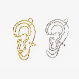 〈2021.5月新作〉耳型カフ イヤーカフス:gargle(ガーグル)