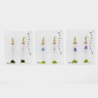 〈2021.5月新作〉flower bottle ピアス:gargle(ガーグル)