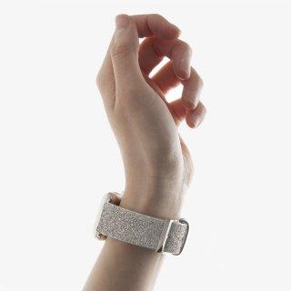 【Apple Watch 用交換バンド】 アップル ウォッチ 38mm / 40mm 用 本革バンド Brillicane Silver