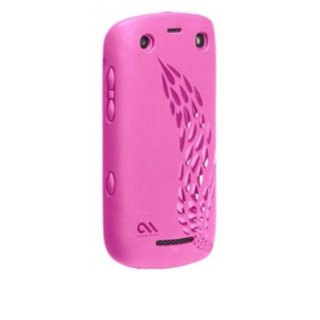 【シンプルなソフトケース】 Samsung BlackBerry Curve 9350/9360/9370 Safe Skin Emerge Pink