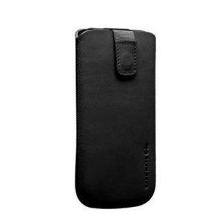 【本革製スリーブタイプケース】 Case-Mate BlackBerry Bold 9900/9930 Signature Small Pouch Black