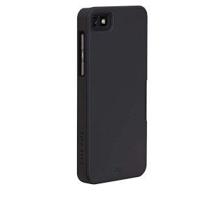 【スリムハードケース】 BlackBerry Z10 Barely There Case Matte Black