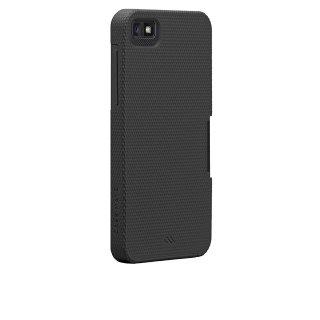 【衝撃に強いケース】 CaBlackBerry Z10 Hybrid Tough Case Black / Black