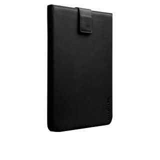 【本革使用のスリーブケース】 iPad 2〜4世代 Leather Signature Sleeve Case Black