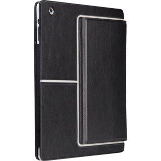 【スタンド機能付ブックスタイルケース】 iPad 2〜4世代用 Venture Case Black / Black