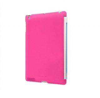【アップル純正スマートカバー対応スリムケース】 iPad 第34世代 BT Lipstick Pink