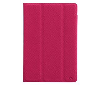【薄い iPad mini ケース】 iPad mini 3/2/1 Textured Tuxedo Case Rose Pink