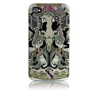 【衝撃に強いデザインケース】 iPhone 4S/4 Hybrid Tough Case Musical