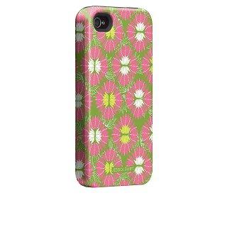 【衝撃に強いデザインケース】 iPhone 4S/4 Hybrid Tough Case Hara Pila Garden/Hollhi