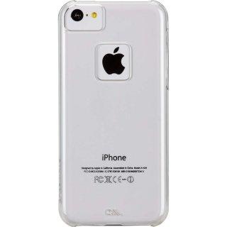【ポリカーボネート製のスリムハードケース】 iPhone 5c Barely There Case Clear